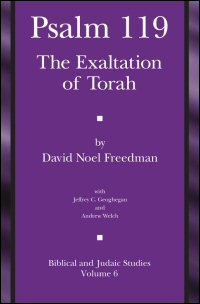 Psalm 119: The Exaltation of Torah