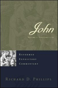 John, 2 vols. (Reformed Expository Commentary | REC)