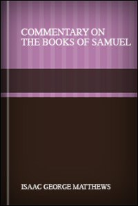 The Books of Samuel: Translation