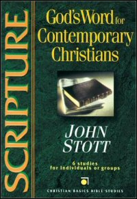 Scripture: God's Word for Contemporary Christians