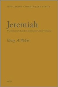 Jeremiah: Translation