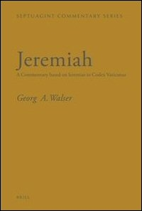 Jeremiah: Commentary