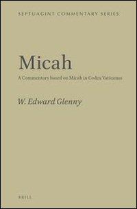 Micah: Translation