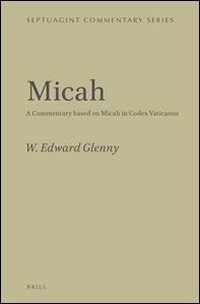 Micah: Commentary