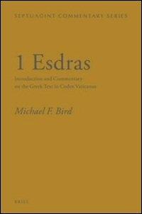 1 Esdras: Translation