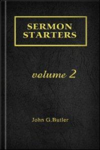 Sermon Starters, Volume 2