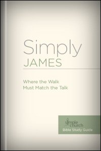 Simply James: Where the Walk Must Match the Talk