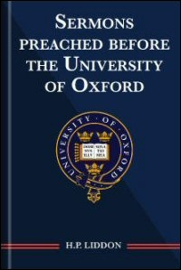 Sermons Preached before the University of Oxford