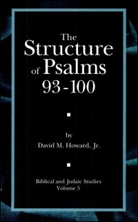 The Structure of Psalms 93–100