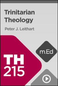 TH215 Trinitarian Theology