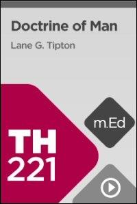 TH221 Doctrine of Man