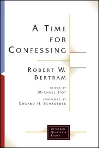 A Time for Confessing