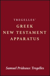 The Greek New Testament: Apparatus