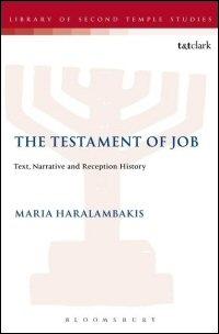 The Testament of Job: Text, Narrative and Reception History