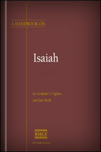 A Handbook on Isaiah, Volumes 1 & 2