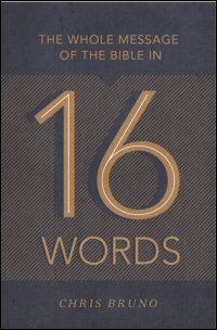 The Whole Message of the Bible in 16 Words