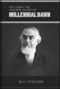 """Why I Reject the """"Helping Hand"""" of Millennial Dawn"""
