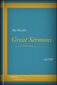 The World's Great Sermons, Volume 8: Talmage to Knox Little